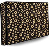 Stylista Printed led tv Cover Compatible for VU 50 inches led tvs (All Models)