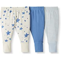 Moon and Back Unisex Baby 3 Pack Jogger