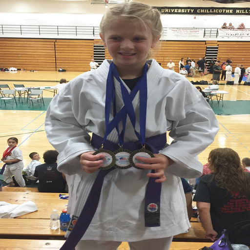 Anna Eisentraut's Karate Journey