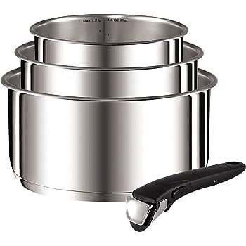 Tefal-L9419502-Ingenio Preference casseroles 16 18 20 cm + 1 Poignée ... b2d0c8c3d794