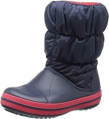 Crocs Winter Puff Boot, Stivali Unisex-Bambini