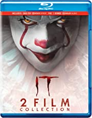 It: Chapter 1 & 2 (2-Disc Box Set)
