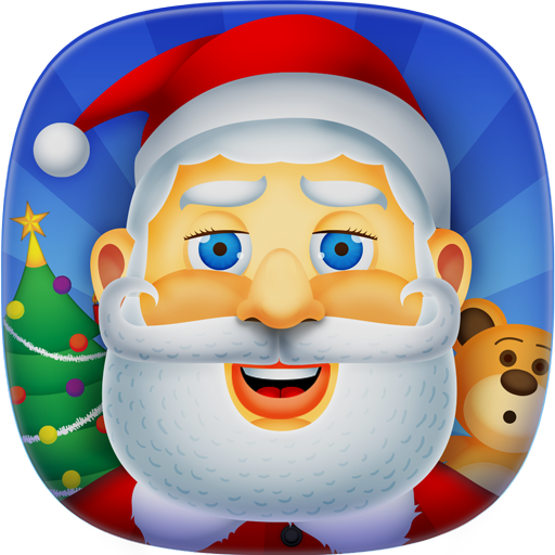 Weihnachtsmann Spiele (Lustiges Die Weihnachtsfeier Für Kostüm)