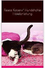 Fleece Katzen/ Hundehöhle Häkelanleitung Kindle Ausgabe