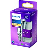 Philips ampoule LED Réflecteur R50 E14 40W Blanc Chaud, Verre