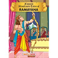 Ramayana (Illustrated) - for children: Illustrated Tales