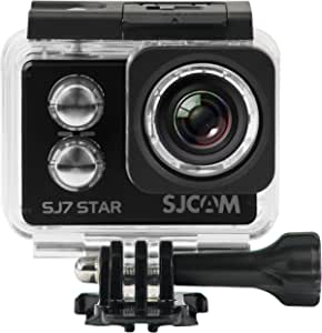 Dual Charger incl USB Black//Silver//Rose Edition for SJCAM SJ7 Star 4K NATIV WiFi SJ7000 Star Actioncam 2 Batteres cable micro USB