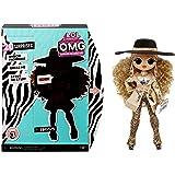 LOL Surprise OMG DA BOSS Muñeca de Moda, con 20 Sorpresas, Ropa con Purpurina y Accesorios Fabulosos, LOL Surprise OMG Serie