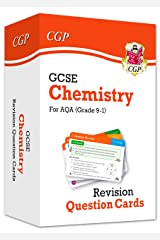 New 9-1 GCSE Chemistry AQA Revision Question Cards (CGP GCSE Chemistry 9-1 Revision) Paperback