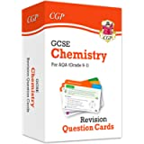 9-1 GCSE Chemistry AQA Revision Question Cards: perfect for catch-up and the 2022 and 2023 exams (CGP GCSE Chemistry 9-1…