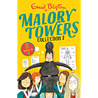 Malory Towers Collection 2: Books 4-6 (Malory Towers Collections and Gift books)