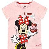 Disney Camiseta para Niñas Minnie Mouse