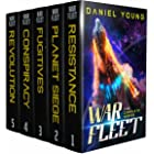 War Fleet: The Complete Series (Books 1-5) (Complete Series Box Sets)