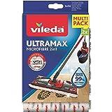 Vileda Recharge Ultramax Power 2en1 - Lot de 2