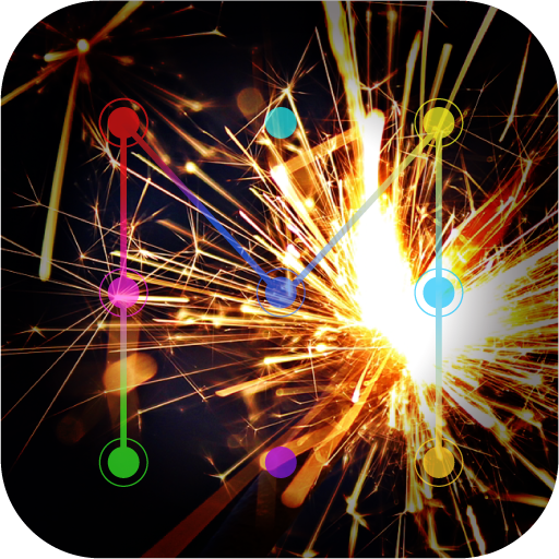 firework-lock-screen-beautiful-firework-theme