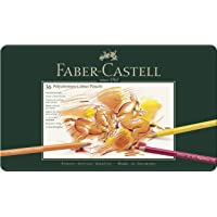 Faber-Castell Polychromos Boîte de 36 crayons de couleur