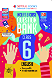 Oswaal NCERT & CBSE Question Bank Class 6, English (For 2021 Exam)