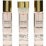 Chanel Coco Mademoiselle 3x20 EDP Twist and Spray (3 Nachfüllungen)