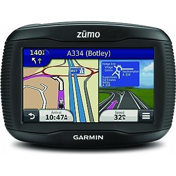 Garmin Zumo 310 – GPS Moto écran 4.3 pouces – Carte France Benelux