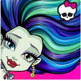 Monster High Beauty Shop - Fangtastic Fashion Game
