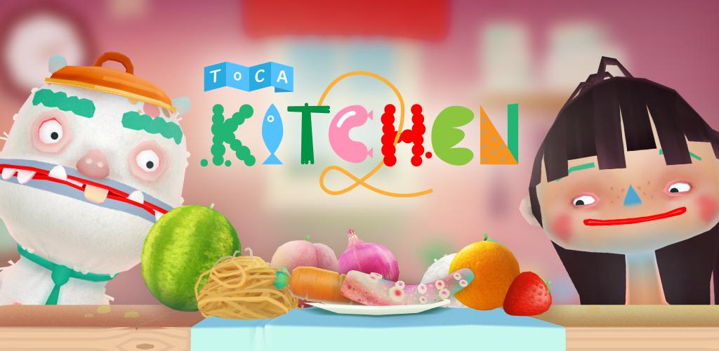 Toca Kitchen 2