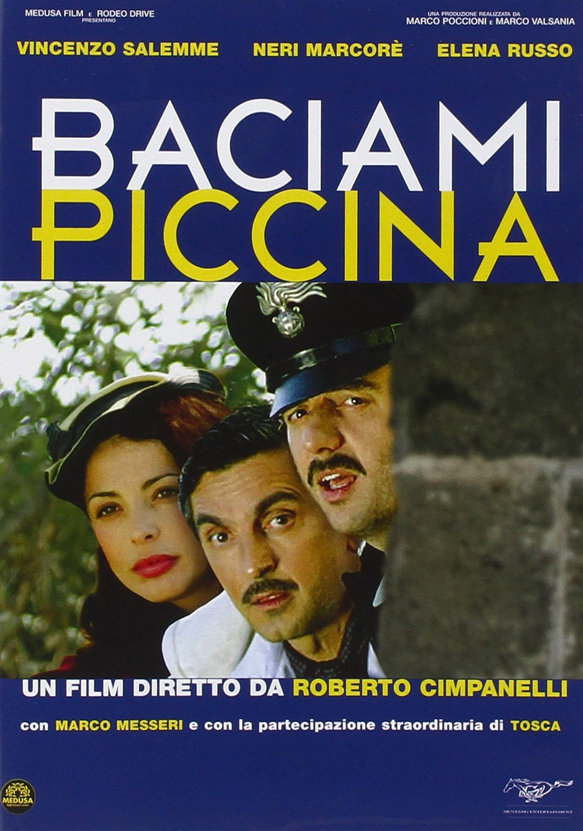 Baciami Piccina (DVD)