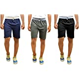 Motus Mens Cotton Casual Shorts - Pack of 2 or 3