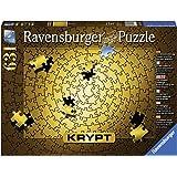 Ravensburger Erwachsenenpuzzle 15152 Ravensburger 15152-Krypt Gold-Erwachsenenpuzzle
