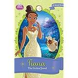 Disney Princess Tiana: The Stolen Jewel: A Jewel Story (Chapter Book)