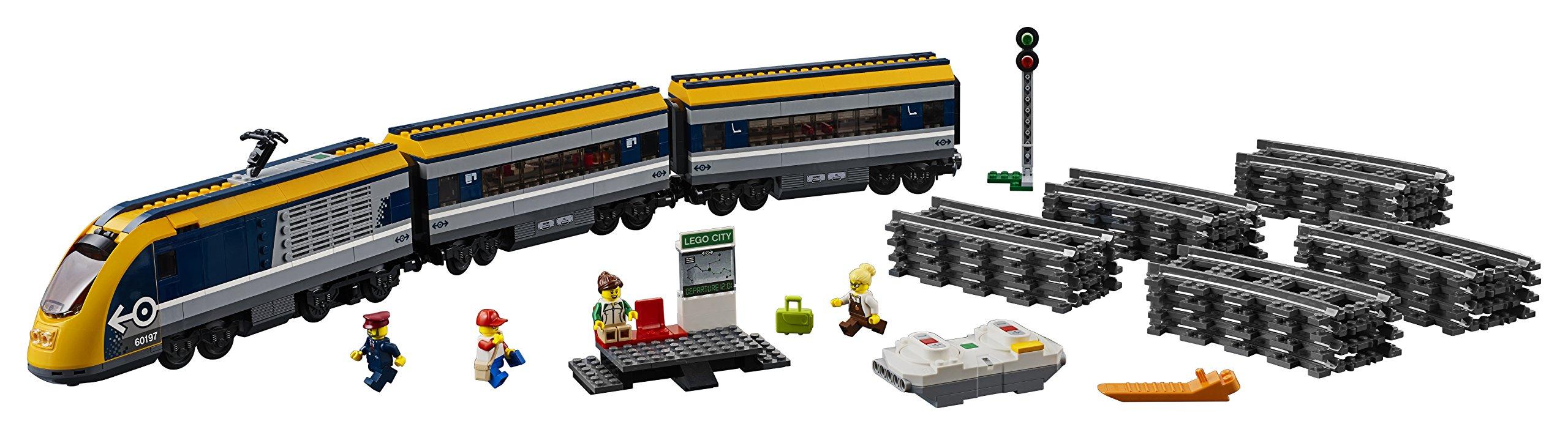 LEGO City - Treno Passeggeri, 60197 4 spesavip