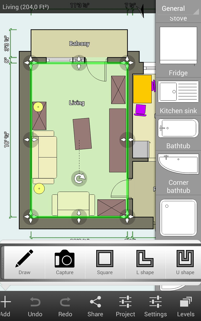 floor plan creator appstore for android On planimetria app