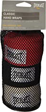 "Everlast 120"" Hand Wraps (Pack of 3)"