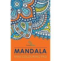 Mandala - Mini Adult Colouring Pad