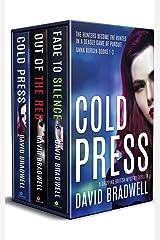 Anna Burgin Gripping British Mystery Thriller Series: Books 1-3 Kindle Edition