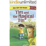 Tim and the magical bin