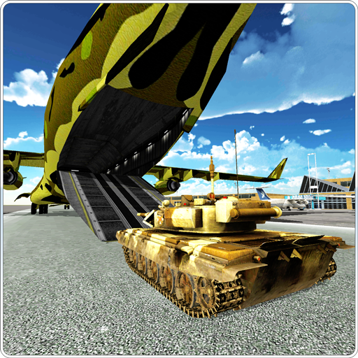 Army Airplane Tank Transporter -