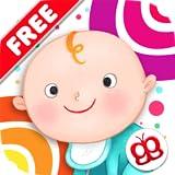 Kleinkind-Klänge 123 Gratis - Lernkarten für Babys zum Berühren und Spielen
