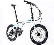 JAVA FIT18 Folding bike Folded bicycle