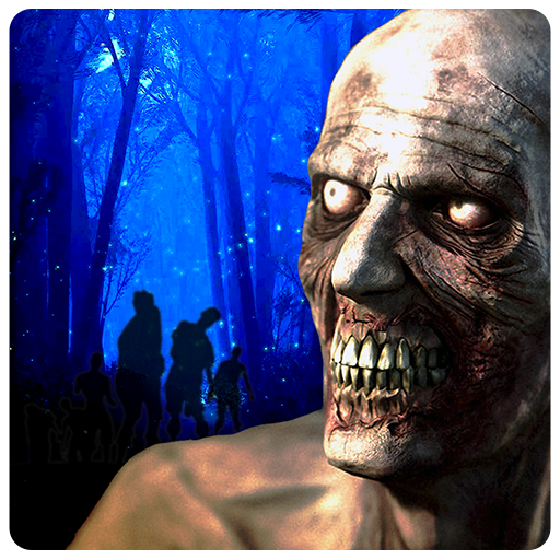 Rage of living dead: Walking dead shooter