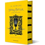 Harry Potter, Goblet of Fire: J.K. Rowling (Hufflepuff Edition - Yellow)