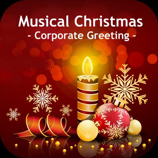 Auguri Professionali Di Natale.Musical Di Natale Auguri Aziendali Amazon It Appstore Per Android