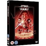 Star Wars Last Jedi DVD
