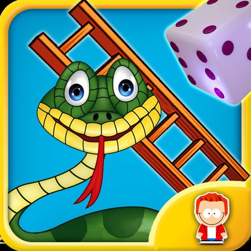 serpiente-y-tablero-escalera