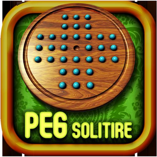Peg Solitaire Gold -