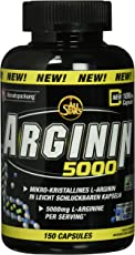 All Stars Arginin 5000 - Kapseln á 1173 mg, 150 Kapseln, 1er Pack (1 x 175 g)