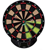 Best Sporting elektronische Dartscheibe Windsor - Dartboard Glow In The Dark mit 6 Pfeilen