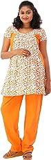 Ziva Women's Maternity Pyjama Set