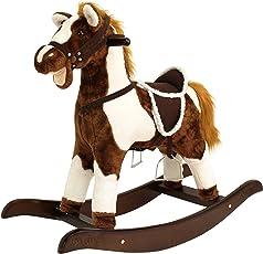 Rockin' Rider Patriot Rocking Horse