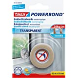 tesa Powerbond TRANSPARENT, 1.5 m x 19mm