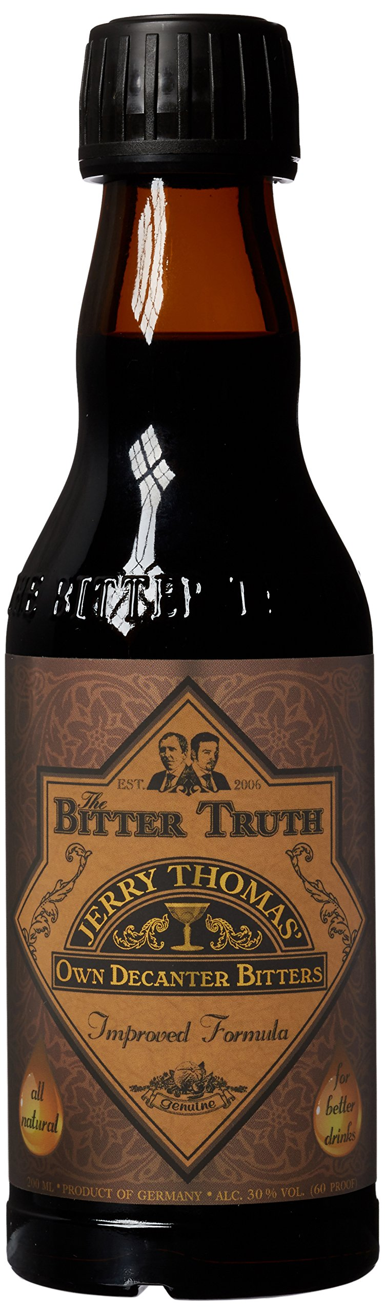 BITTER TRUTH JERRY THOMAS Bitter aromatizzante CL.15
